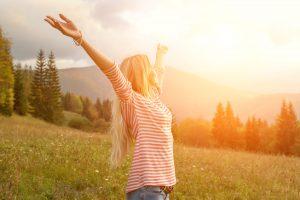 יתרונות השמש לבריאות