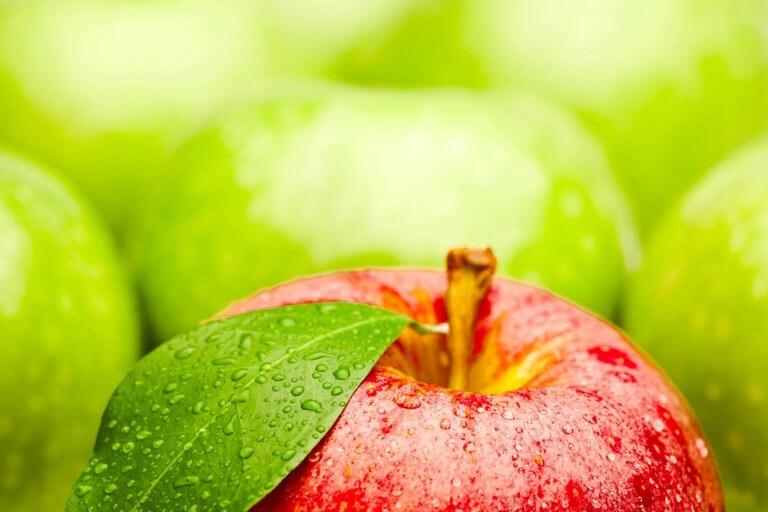 תפוח בריא ?