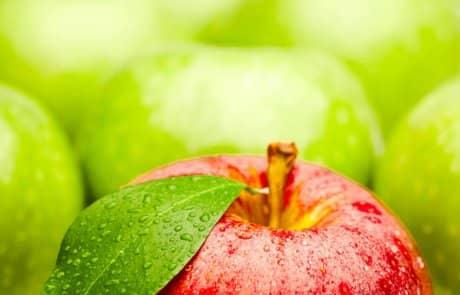 מה קורה לגוף אם אוכלים תפוח ביום ?